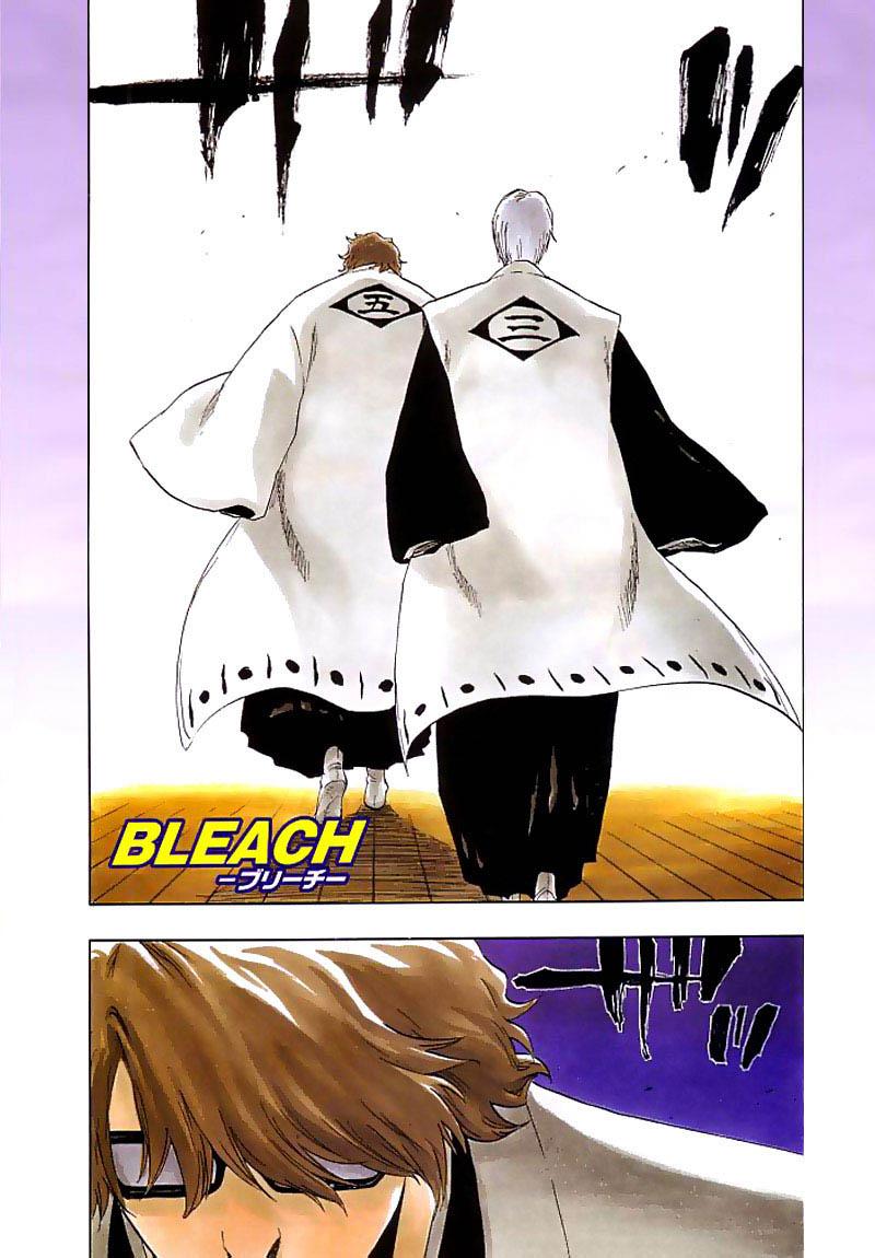 Манга Bleach / Блич Манга Bleach Глава # 170 - Итог гипноза 2, страница 1