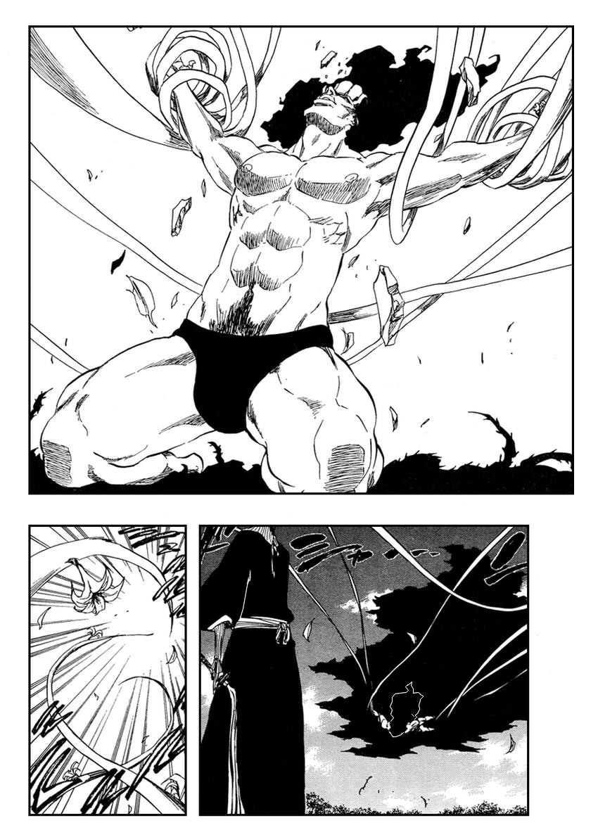 Манга Bleach / Блич Манга Bleach Глава # 322 - Клятва Под Розой, страница 2