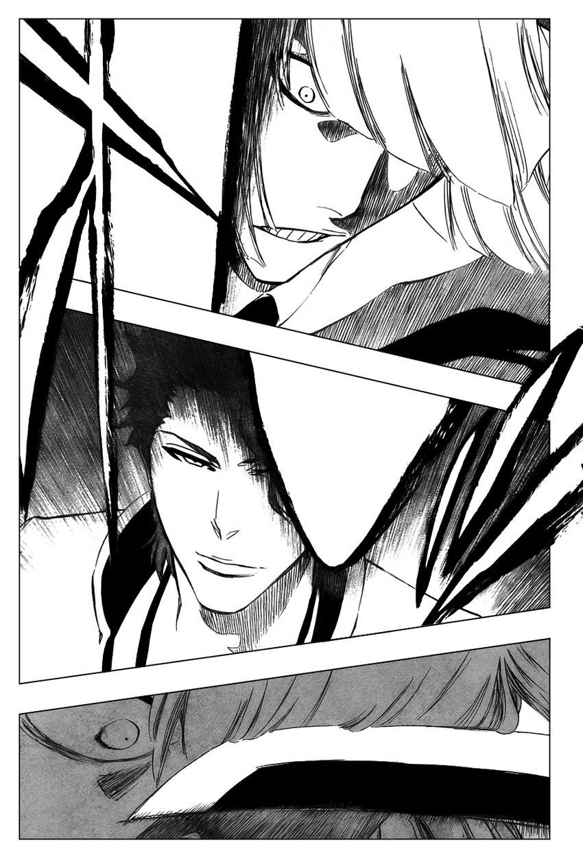 Манга Bleach / Блич Манга Bleach Глава # 367 - Твой Враг Это Мой Враг, страница 1